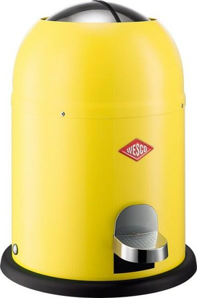 Wesco Single Master in lemonyellow